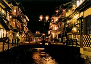 銀山温泉1